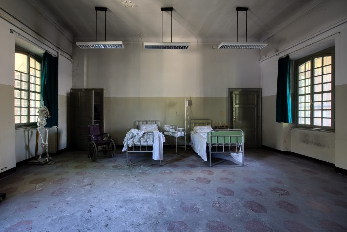 Smart Hospital by Lean