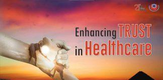 Enhancing trust in healthcare